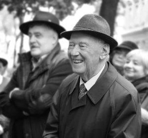 Mieczysław Ledóchowski (3 XI 1920, Tczew – 5 III2017, Wiedeń)