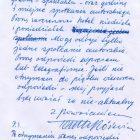 List Tadeusza Różewicza do Wiesława Gerasa, Gliwice 17 października 1966 r. [reprint; reprodukcję dodano do programu festiwalu pt. Festiwal Kartoteka Rozrzucona T. Różewicz, Wrocław 2016 r.]