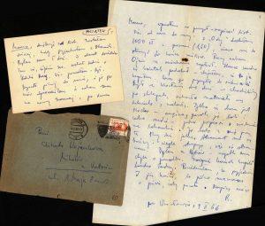 Listy Rafała Wojaczka do matki